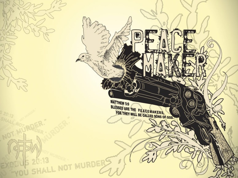 peacemaker pistol